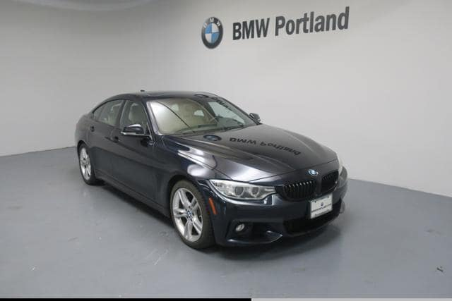Photo Used 2016 BMW 428i wSULEV Gran Coupe in Portland