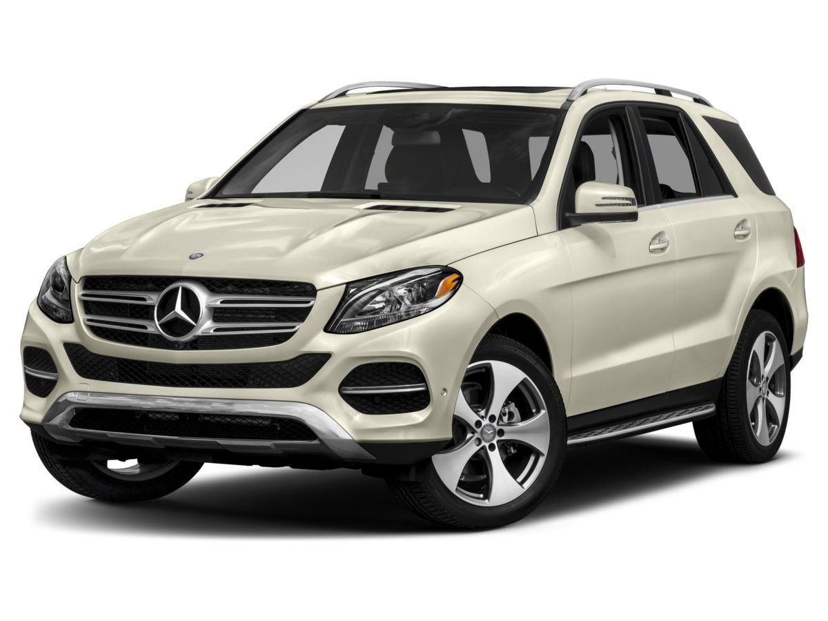 Photo Pre-Owned 2017 Mercedes-Benz GLE 350 4MATIC SUV AWD