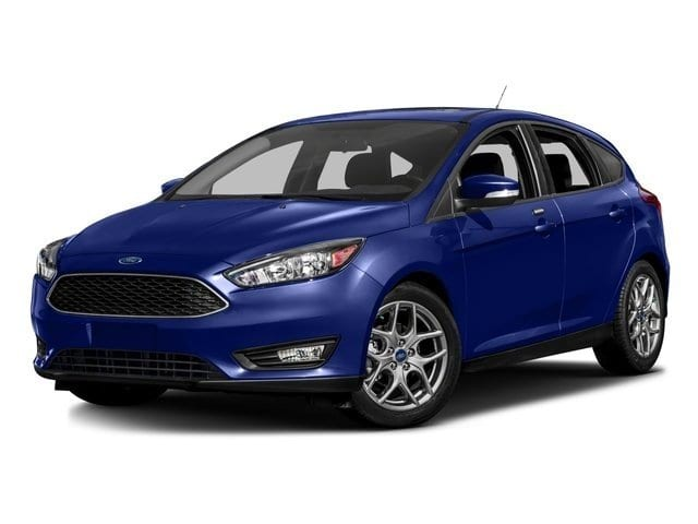 Photo Used 2016 Ford Focus SE Hatchback for Sale in Greenville, TX