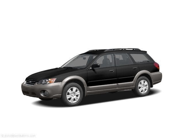 Photo Used 2007 Subaru Legacy 4dr H4 Turbo MT Outback XT Ltd Station Wagon in Huntington Beach, CA