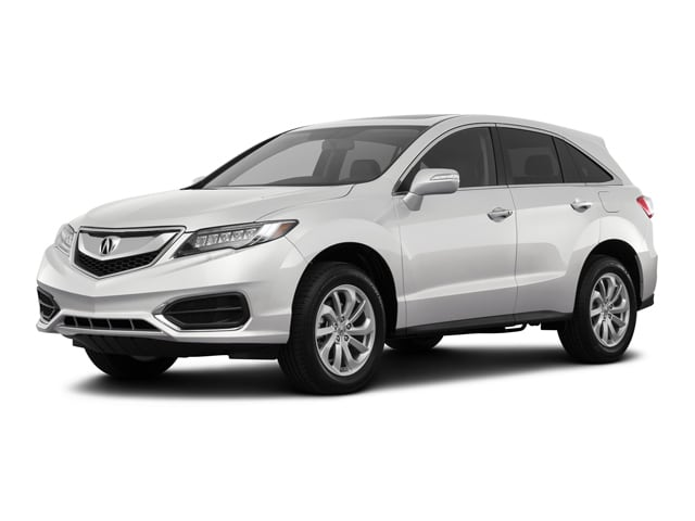 Photo Used 2017 Acura RDX AWD AWD For Sale in Colorado Springs, CO