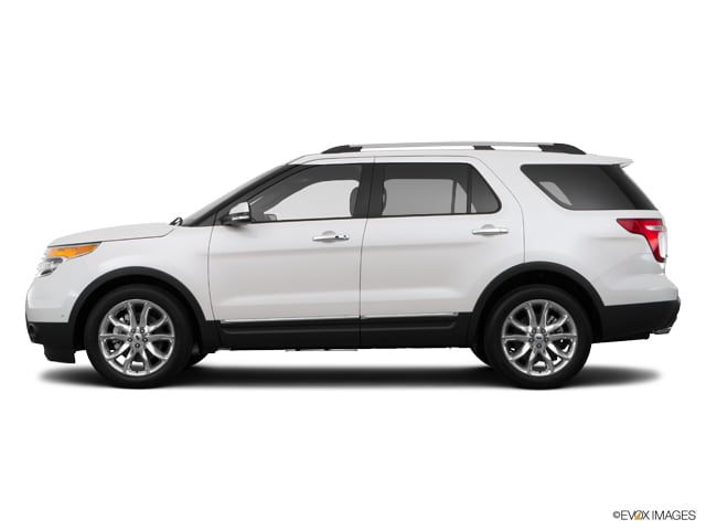 Photo Used 2015 Ford Explorer Limited SUV for sale in Barstow CA