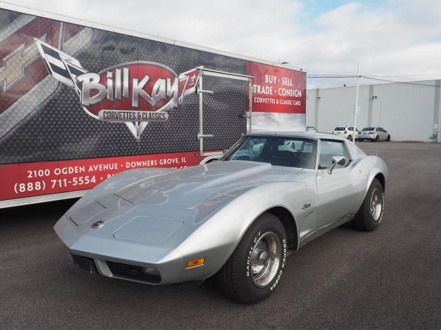 Photo Pre-Owned 1974 Chevrolet Corvette Coupe