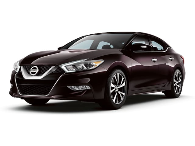 Photo Certified Pre-Owned 2016 Nissan Maxima 3.5 SL Sedan in White Marsh, MD