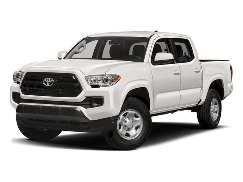 Photo Used 2017 Toyota Tacoma For Sale  San Antonio TX  VIN 5TFAX5GN7HX083704