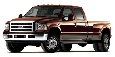 Photo Pre-Owned 2005 Ford Super Duty F-350 DRW Crew Cab 172 King Ranch 4WD Four Wheel Drive Pickup Truck