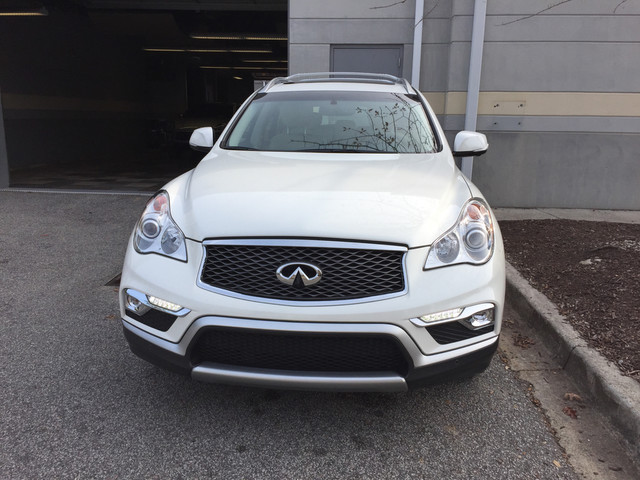 Photo Pre-Owned 2016 INFINITI QX50 Base Rear Wheel Drive SUV
