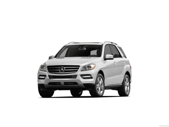 Photo Used 2012 Mercedes-Benz M-Class ML 350 4matic 4dr in Houston, TX