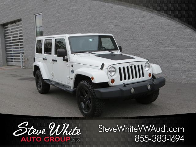 Photo 2012 Jeep Wrangler Unlimited 4WD Arctic Ltd Avail SUV