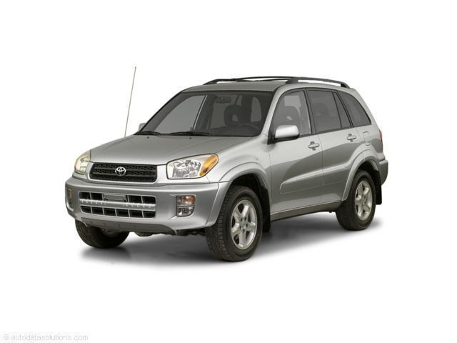 2002 Toyota RAV4 4dr Auto 4WD in Salem, OR