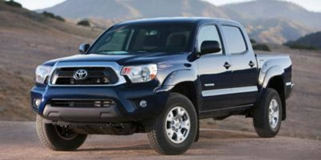 2015 Toyota Tacoma 2WD Double Cab I4 AT Prerunner in Salem, OR