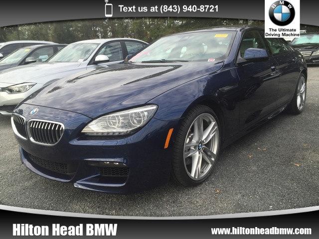 Photo 2015 BMW 640i Gran Coupe 640i Gran Coupe Rear-wheel Drive