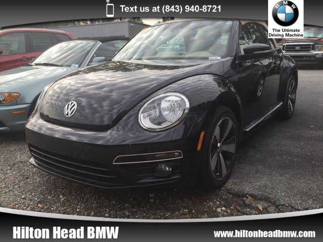 Photo 2013 Volkswagen Beetle Convertible 2.0 Turbo  One Owner  Heated Seats  18 Alloy Wh Convertible Front-wheel Drive