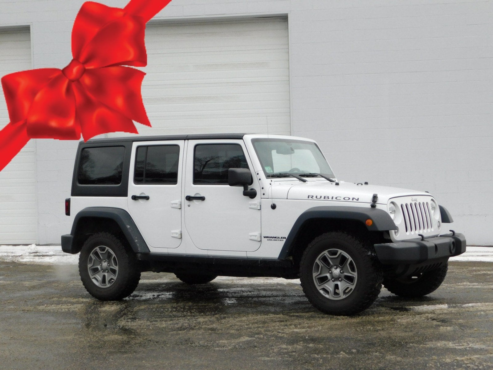 Photo Used 2015 Jeep Wrangler Unlimited Rubicon 4WD Rubicon For Sale in New London  Near Norwich, CT