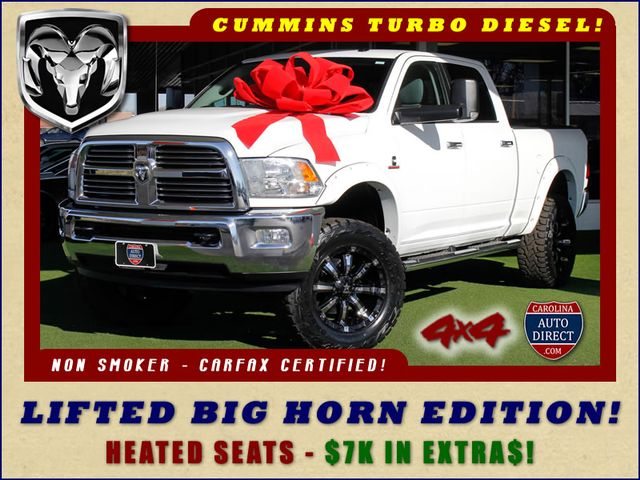 Photo 2014 Ram 2500 Big Horn Crew Cab 4x4 - LIFTED - 7K IN EXTRA