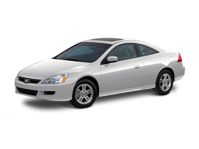2007 Honda Accord 2.4 EX w/Leather Coupe near Houston in Tomball, TX