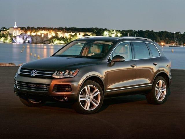2013 Volkswagen Touareg TDI Sport w/Navigation SUV