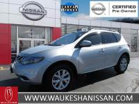 Certified Pre-Owned 2012 Nissan Murano SL SUV in Waukesha, WI