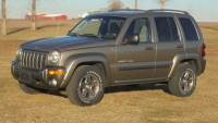 2004 Jeep Liberty Columbia Edition 4WD 4dr SUV