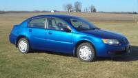 2005 Saturn Ion 2 4dr Sedan