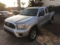 2012 Toyota Tacoma 4x2 PreRunner 4dr Access Cab 6.1 ft SB 4A