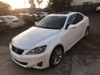 2012 Lexus IS 350 4dr Sedan