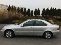 2004 Mercedes-Benz C-Class AWD C 320 4MATIC 4dr Sedan