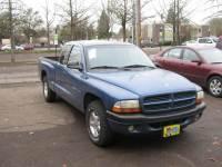 2002 Dodge Dakota 2dr Club Cab Sport 2WD SB