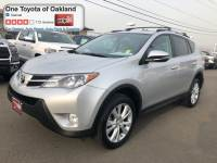 Certified Pre-Owned 2013 Toyota RAV4 Limited SUV in Oakland, CA