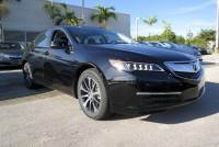 Pre Owned 2017 Acura TLX FWD w/Technology Pkg