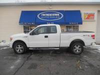 2010 Ford F-150 4x4 STX 4dr SuperCab Styleside 6.5 ft. SB