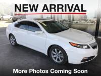 2012 Acura TL with Technology Package Sedan