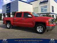 Used 2015 Chevrolet Silverado 1500 LT Truck Crew Cab For Sale Leesburg, FL