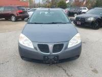 2008 Pontiac G6 Value Leader 4dr Sedan