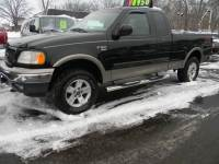 2002 Ford F-150 4dr SuperCab Lariat 4WD Styleside LB
