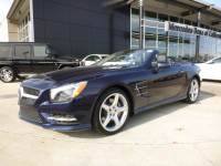 Certified Pre-Owned 2014 Mercedes-Benz SL-Class SL 550 2dr Convertible RWD