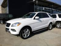 Certified Pre-Owned 2014 Mercedes-Benz M-Class AWD ML 350 4MATIC® 4dr SUV AWD