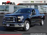 PRE-OWNED 2017 FORD F-150 RWD TRUCK SUPERCREW