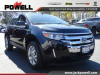 PRE-OWNED 2014 FORD EDGE LIMITED FWD SUV