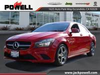 PRE-OWNED 2014 MERCEDES-BENZ CLA250 FWD COUPE