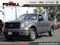 PRE-OWNED 2013 FORD F-150 STX RWD TRUCK SUPERCAB