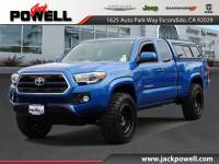 PRE-OWNED 2016 TOYOTA TACOMA SR5 V6 4WD TRUCK ACCESS CAB