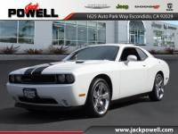 PRE-OWNED 2011 DODGE CHALLENGER RWD COUPE