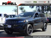 CERTIFIED PRE-OWNED 2015 JEEP GRAND CHEROKEE ALTITUDE RWD SUV