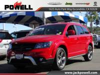 CERTIFIED PRE-OWNED 2015 DODGE JOURNEY CROSSROAD FWD SUV