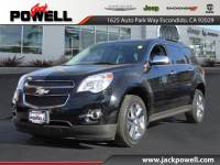 PRE-OWNED 2014 CHEVROLET EQUINOX LT W/2LT FWD SUV