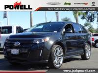 PRE-OWNED 2013 FORD EDGE SPORT FWD SUV