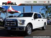 PRE-OWNED 2016 FORD F-150 XLT RWD TRUCK SUPERCREW