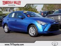 2017 Toyota Yaris iA 4-Door Sedan Front-wheel Drive