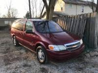 2001 Chevrolet Venture Warner Bros. 4dr Extended Mini-Van w/ABE Seats